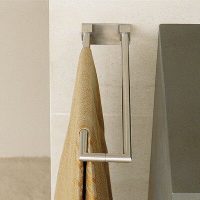 WS Bath Collections Metric Double Side Towel Bar