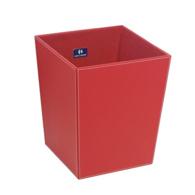 WS Bath Collections Ecopelle Waste Basket
