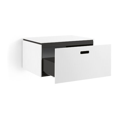 "WS Bath Collections Ciocole 28"" Wall-Mount Bathroom Vanity Set"
