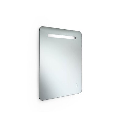 "WS Bath Collections Linea Speci 23.6"" x 39.4"" Wall Mirror"