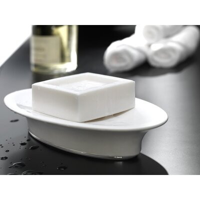 WS Bath Collections Belle Free Standing Soap Dish