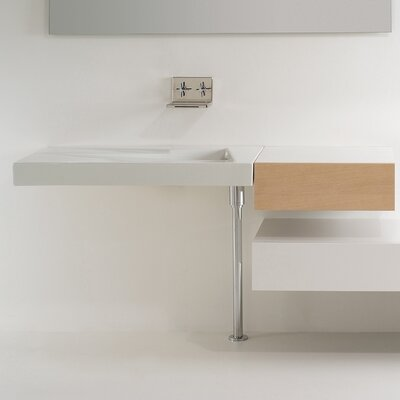 Ceramica I Bathroom Sink - OZ 95