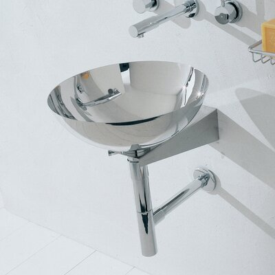 WS Bath Collections Linea Albio Bathroom Sink