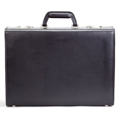 Korchmar Classic Leather Attaché Case