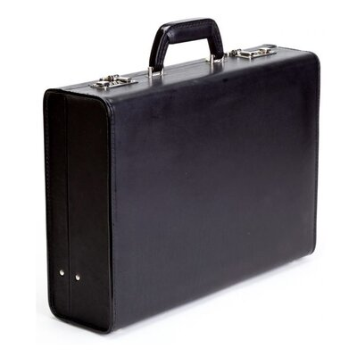 Korchmar Classic Leather Attache Case