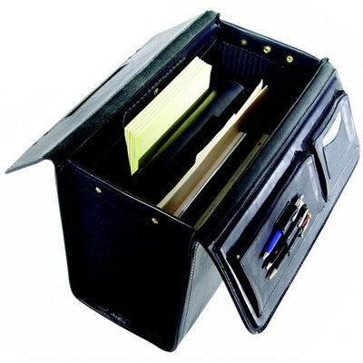 Korchmar Deluxe Workhorse Catalog Case in Black