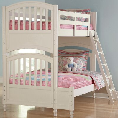 build-a-bear workshop twin-over-full trundle bunk bed