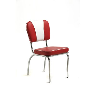 Retro Roundabout Side Chair