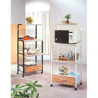 Wildon Home ® Microwave Cart