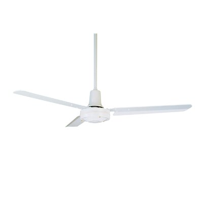 "Emerson Ceiling Fans 48"" Heat Industria 3 Blade Ceiling Fan"