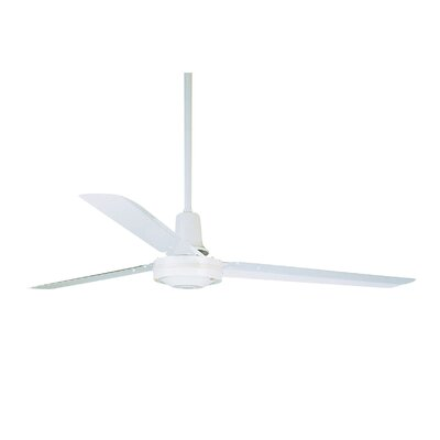 "Emerson Ceiling Fans 56"" Heat Industrial  3 Blade Ceiling Fan"
