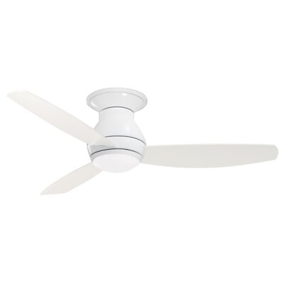"Emerson Ceiling Fans 52"" Curva Sky 3 Blade Ceiling Fan with Remote"