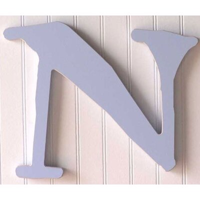 New Arrivals New Capital Letter - N