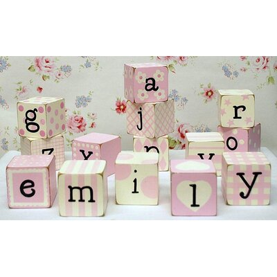 New Arrivals A - Z Letter Block