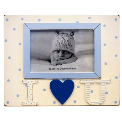 New Arrivals I Love You Picture Frame