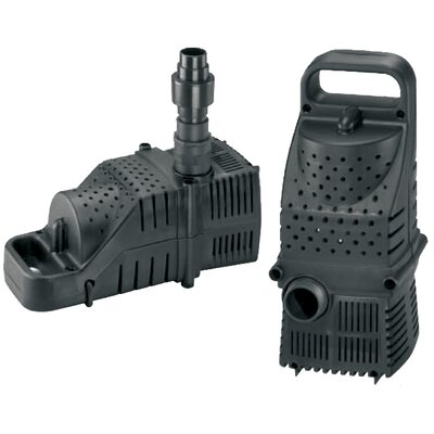 E G Danner 4800 GPH Danner HY Drive Pump for Water Falls and Streams