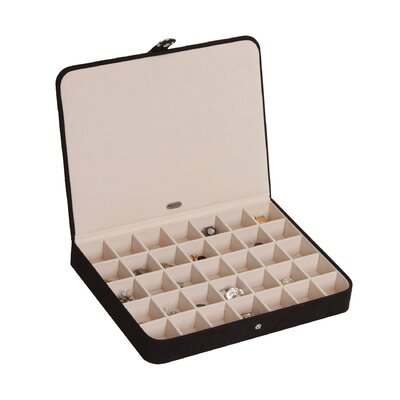 Cameron Jewelry Box and Ring Case