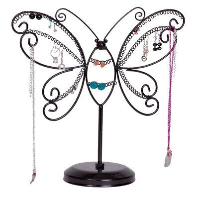 Bella Butterfly Jewelry Stand