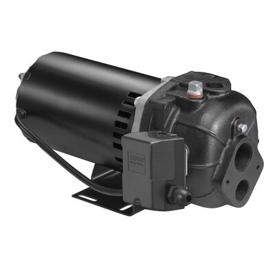 1/2 HP Convertible Well Jet Pump