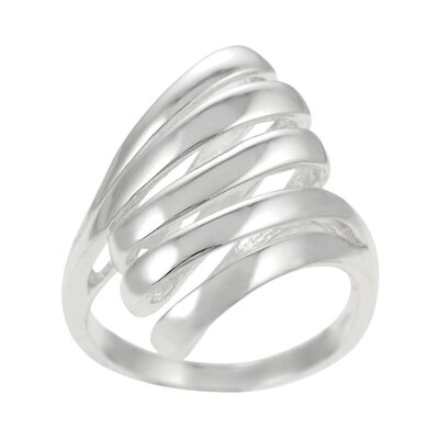 Skyline Silver Sterling Silver Fashion Ring