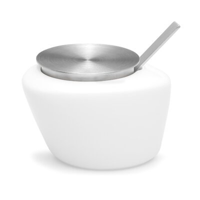 Blomus Copo Sugar Bowl with Spoon