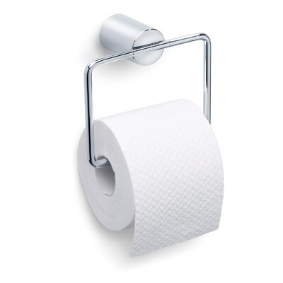 Blomus Duo Polished Wall-Mounted Toilet Paper Holder