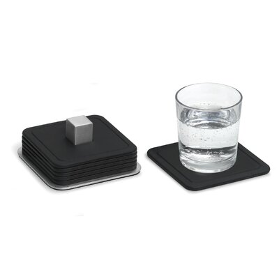 Blomus Trayan Square Coasters (Set of 6)
