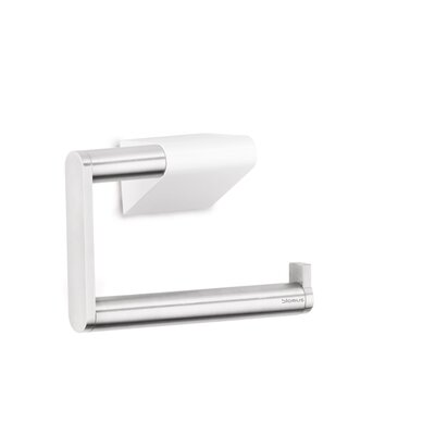 Blomus Sento Toilet Paper Holder with Optional Wall Mounting Kit