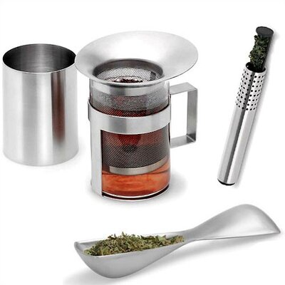 Blomus Utilo Tea Accessories Set