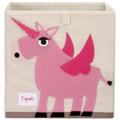 <strong>3 Sprouts</strong> Unicorn Storage Box