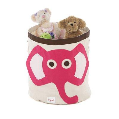 3 Sprouts Elephant Storage Bin