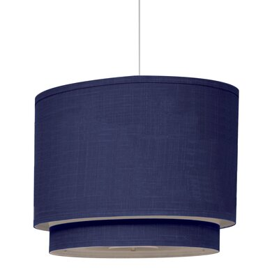 Oilo Wheels Stripe Double Cylinder Light in Cobalt Blue