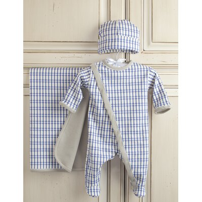 Oilo Newborn 3-Piece Layette Set