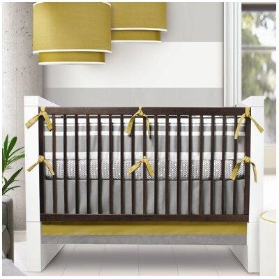 Oilo Triple Band Crib Bedding Collection