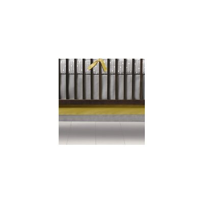 Oilo Triple Band Crib Skirt