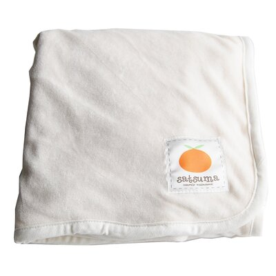 Satsuma Designs LLC Bamboo Baby Blanket in Natural