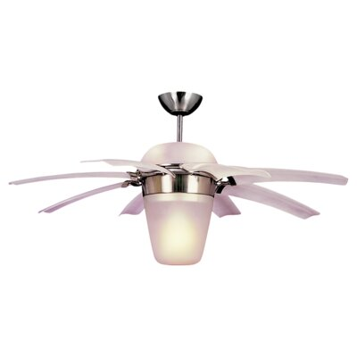 "Monte Carlo Fan Company 44"" Airlift 8 Blade Ceiling Fan with Remote"
