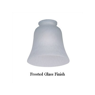 Monte Carlo Fan Company Bell Shaped Accessory Glass Shade