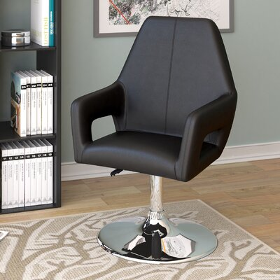 dCOR design Abrosia Adjustable Executive Arm Chair