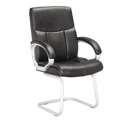 dCOR design Workspace Mid-Back Conference Chair with Arms