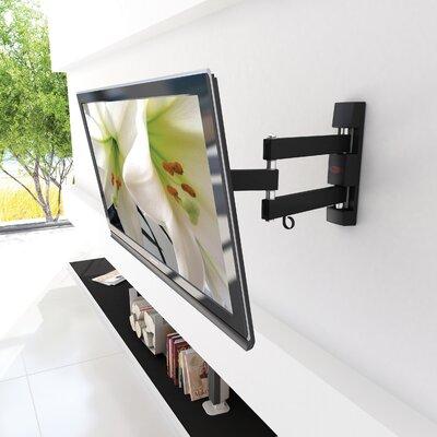 """dCOR design Bracket Adjustable Extending Arm/Tilt/Swivel Wall Mount for 14"""" - 40"""" Screens"""