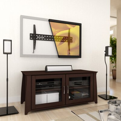 "dCOR design Fixed Low Profile Wall Mount for 32"" - 55"" TV's"