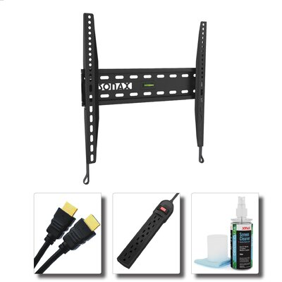 """dCOR design Fixed Wall Mount for 26"""" - 50"""" Screens"""