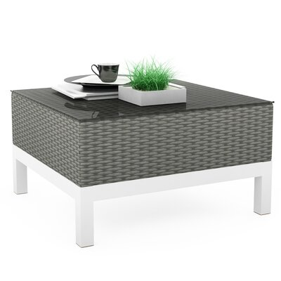 dCOR design Beach Grove Outdoor Coffee Table