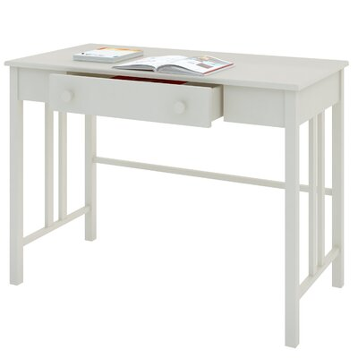 dCOR design Plateau Workspace Writing Desk with Drawer