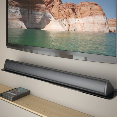 dCOR design Sound Bar Wall Shelf