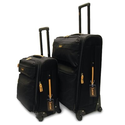"Lucas 28"" Expandable Spinner in Black"