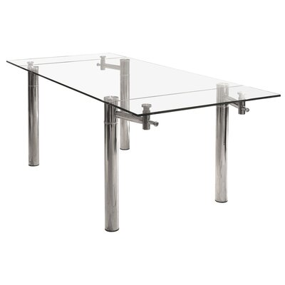 Home Essence Rectangular Extending Dining Table