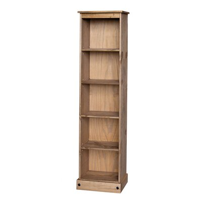 Home Haus Corona Narrow Bookcase Reviews Wayfair Uk