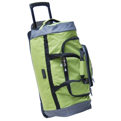 "CalPak Silver Lake 31"" 2-Wheeled Travel Duffel"